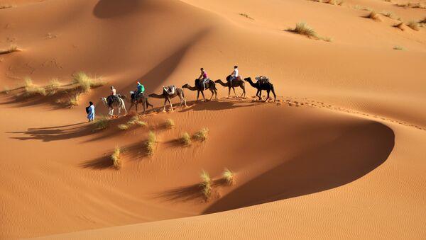 Пустыня Сахара - Sputnik France