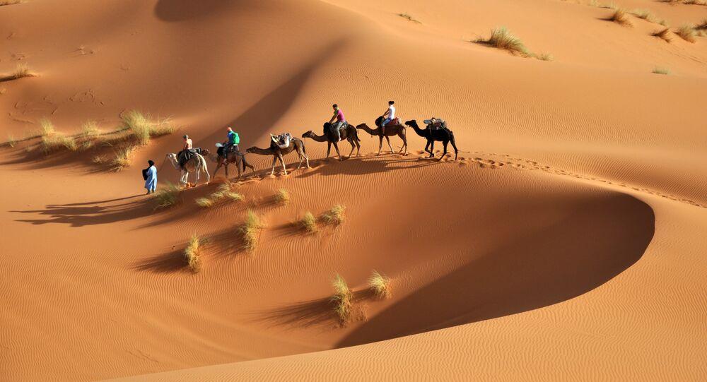 Sahara, Maroc
