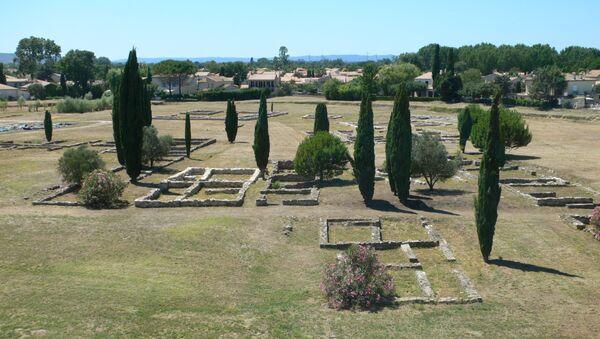 Lattes - Vue du site archéologique de Lattara - Sputnik France