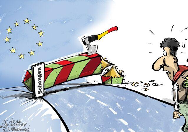 La Belgique rétablit des contrôles à sa frontière avec la France