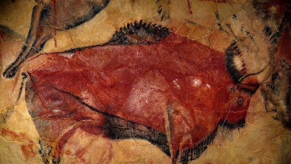 Cave of Altamira, near Santander, Spain. - Sputnik France