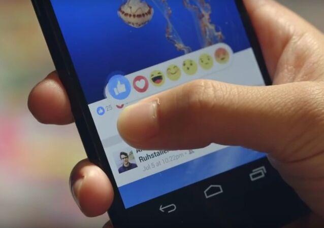 Facebook apprend de nouvelles émotions