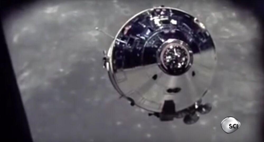 Apollo 10 mission habitée