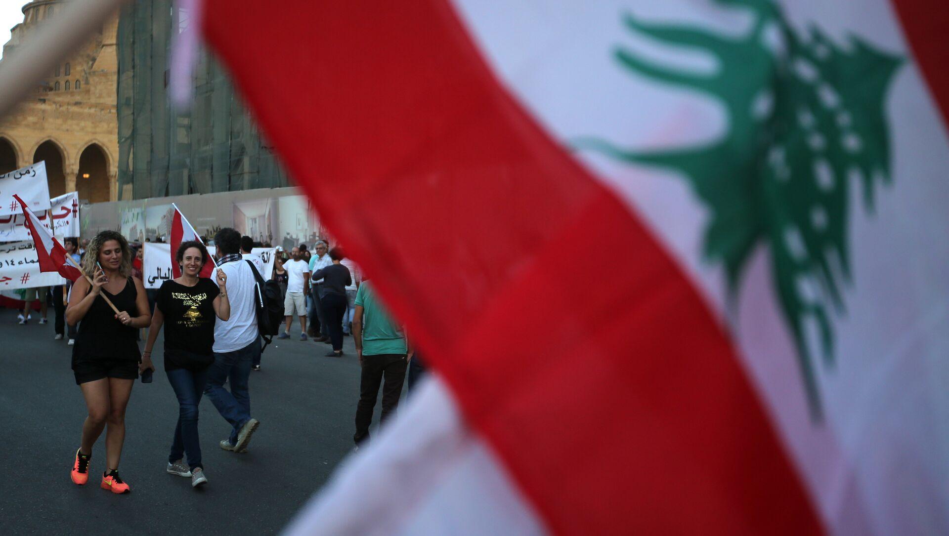 Le drapeau du Liban - Sputnik France, 1920, 19.07.2021