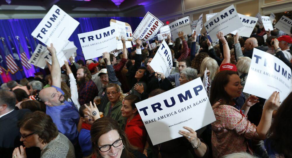 Les électeurs de Donald Trump