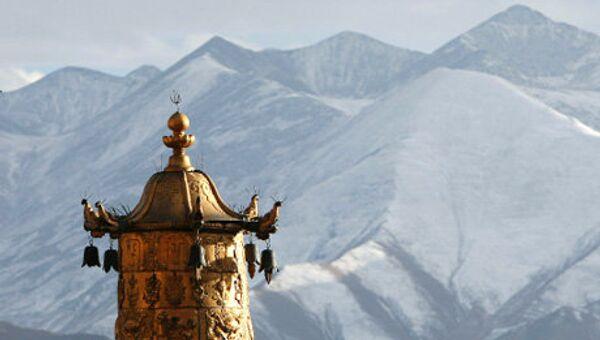 L'aéroport le plus élevé au monde sera construit au Tibet - Sputnik France