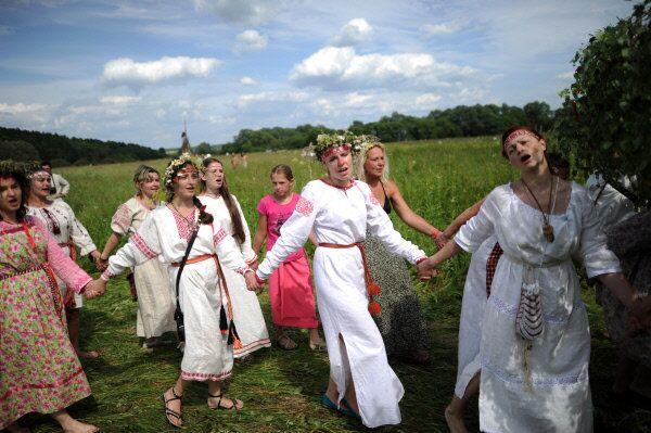 La Saint-Jean a une ancienne tradition de célébration pratiquement dans l'ensemble d'Europe.