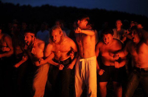 Les principaux objets de vénération pendant la fête d'Ivan Koupala sont le feu, l'eau et le monde végétal.