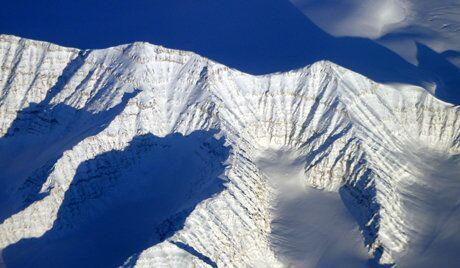 Fonte record des glaces dans l'Arctique (NASA)