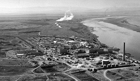 Hanford : un dépôt de déchets radioactifs au fond percé