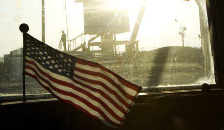 L'explosion sur une base militaire américaine a fait 7 victimes