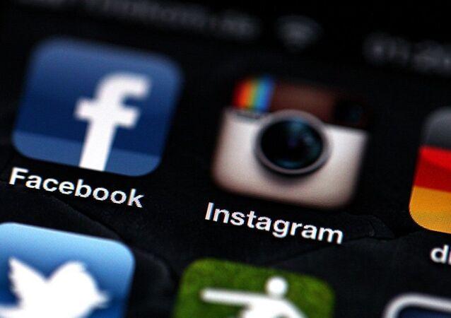 Facebook et Instagram, image d'illustration