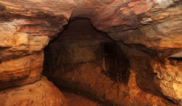 Les grottes de Sablino, un lieu dont on ne revient pas