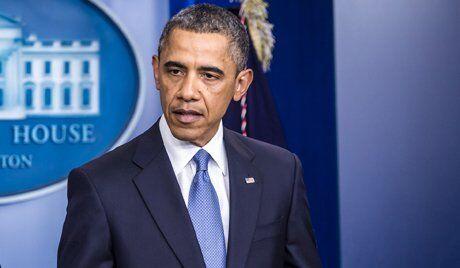 Obama a déclaré que des combattants entraînés par la CIA ont commencé à s'infiltrer en Syrie