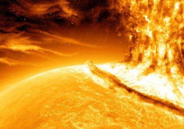Un « Armageddon solaire » attendu sur Terre