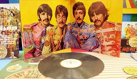 Un album avec des chansons des Beatles inconnues sortira en novembre