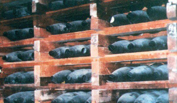 Des armes chimiques saisies à l'opposition syrienne