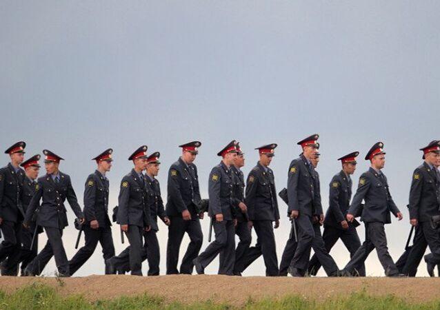 Officiers du FSB
