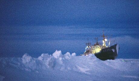 Le plus grand navire à propulsion nucléaire du monde en construction à Saint-Pétersbourg