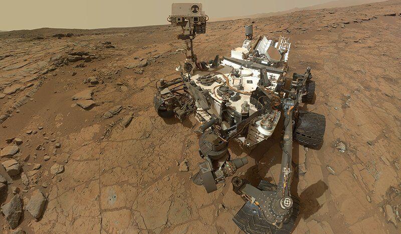 Opportunity découvre des traces de l'eau sur Mars
