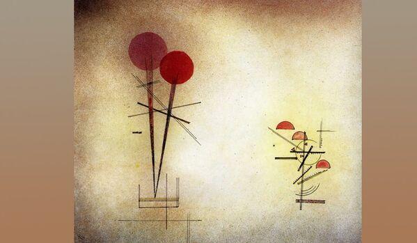 Vassily Kandinsky Composition II - Sputnik France