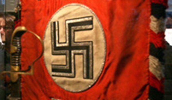 Un Alsacien condamné pour avoir accroché un drapeau nazi chez lui