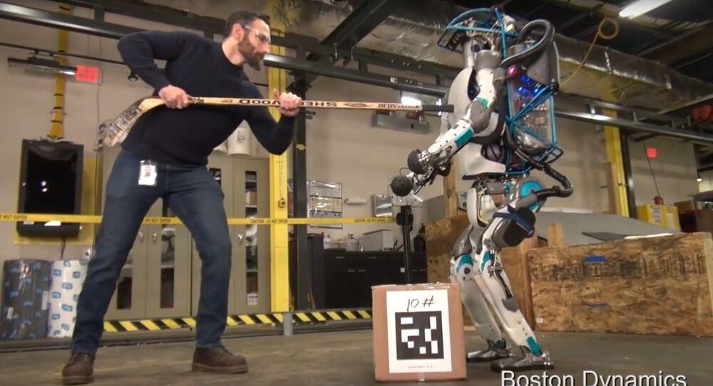 Un robot de Boston Dynamics