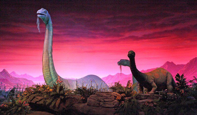 Des pluies acides auraient accompagné l'extinction des dinosaures