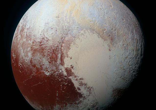 La planète naine de Pluton