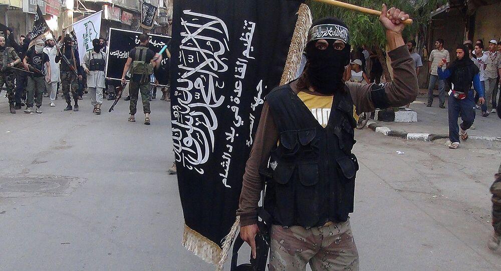 Membres du groupe djihadiste Front al-Nosra