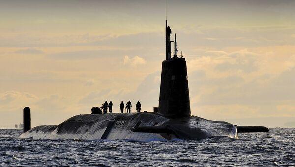 Sous-marin nucléaire - Sputnik France