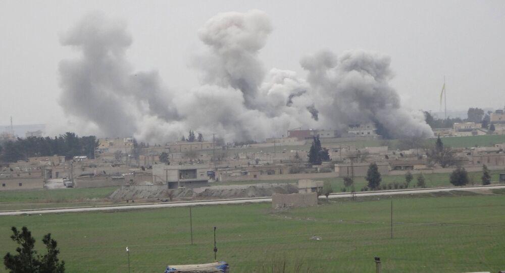 Tell Abyad, Syria