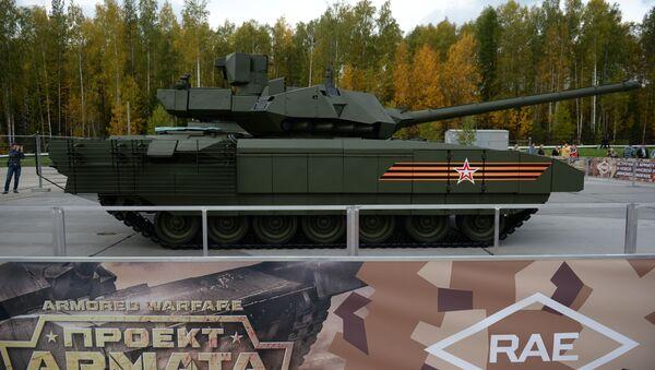Char russe T-14 Armata - Sputnik France