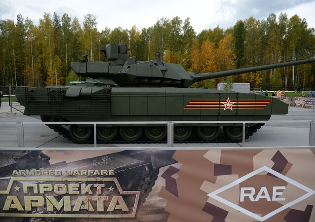 Char russe T-14 Armata