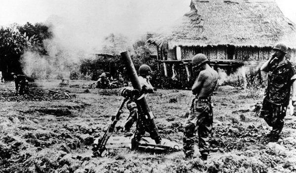 Les Etats-Unis sont coupables d'agression contre le Vietnam