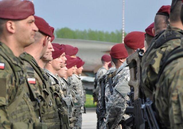 Pays Baltes : la Lituanie et l'Estonie prônent l'élargissement de la présence de l'OTAN