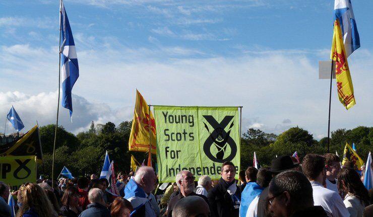 L'indépendance de l'Écosse entraînerait un effondrement de la Grande-Bretagne (ministre)
