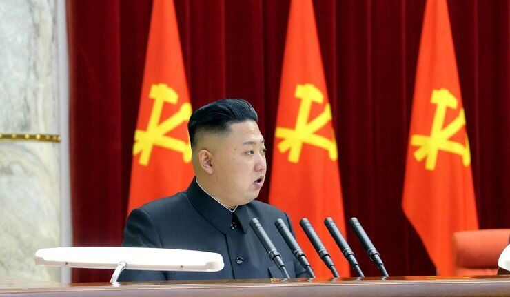 Pour Kim Jong-un, une réunification forcée avec la Corée du Sud pas exclue
