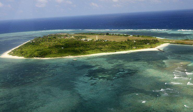 Une île artificielle, nouvelle forteresse chinoise dans la mer de Chine du Sud