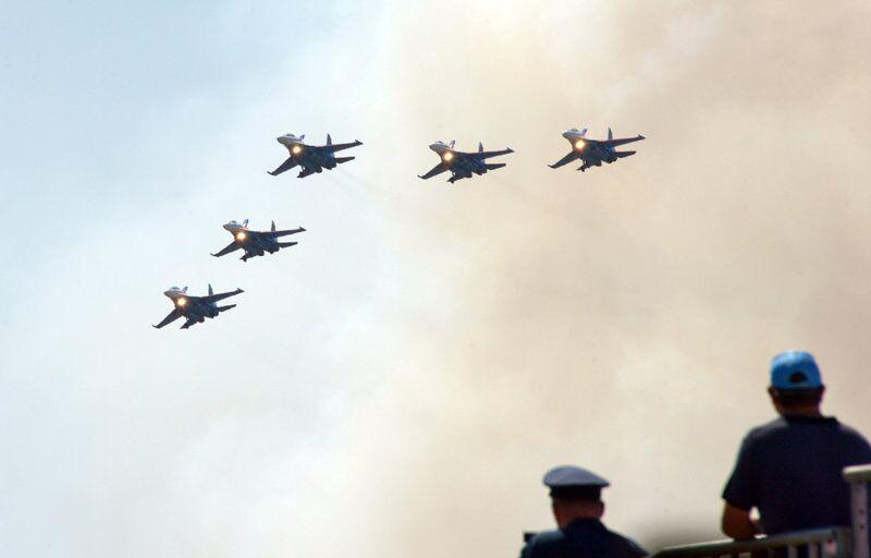 La Chine loue la Russie pour le tournoi Aviadarts