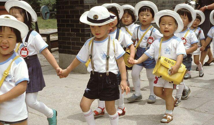En Corée du Sud la natalité baisse à cause du confucianisme