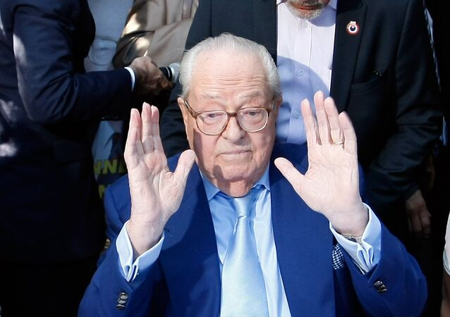 Jean-Marie Le Pen, archives
