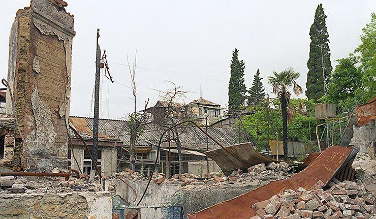Abkhazie et Géorgie : histoire d'un long conflit