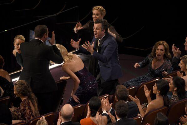 Leonardo DiCaprio et les autres lauréats de l'Oscar - Sputnik France