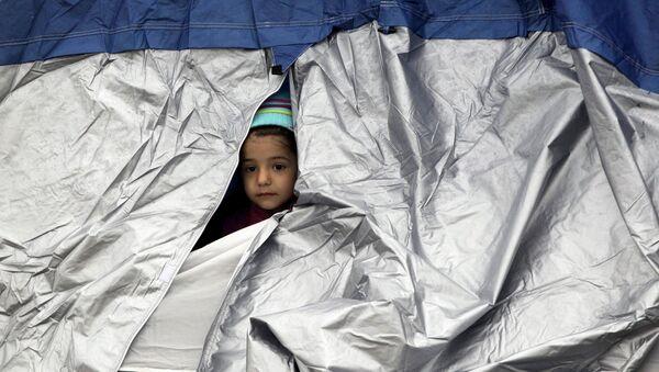 crise migratoire - Sputnik France