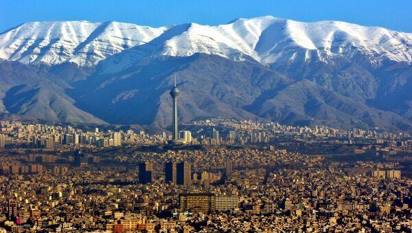 Tehran, Iran - Sputnik France