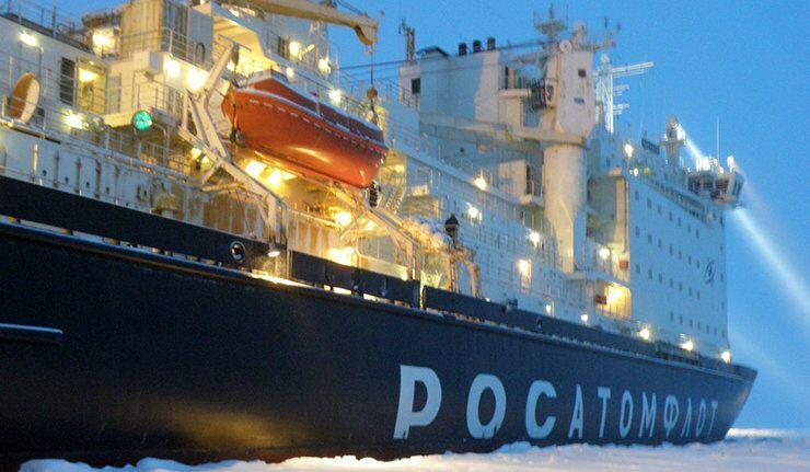 Des brise-glaces atomiques frayeront la voie à des navires de la Flotte russe du Nord