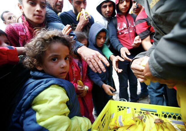 Réfugiés en Europe