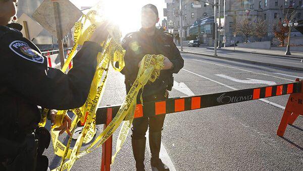 Canada : le tireur d'Ottawa, candidat au jihad en Syrie (vidéo) - Sputnik France