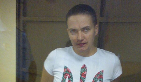 Les USA demandent à la Russie de libérer la pilote ukrainienne Nadejda Savtchenko - Sputnik France